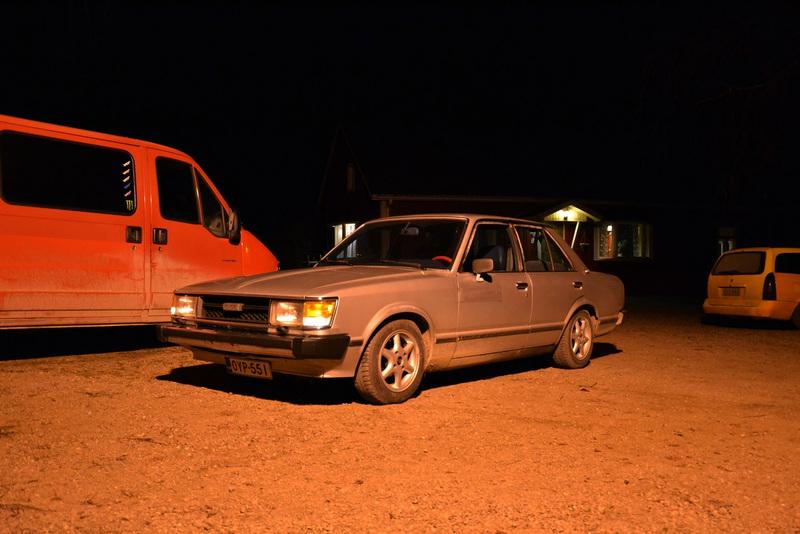 wilsson: Toyota Aristo & TA40 - riisikipot - Sivu 2 _small