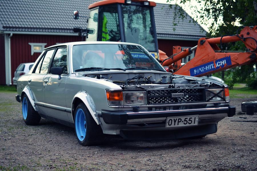wilsson: Toyota Aristo & TA40 - riisikipot - Sivu 6 _img900