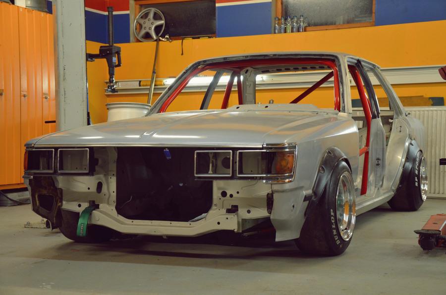 wilsson: Toyota Aristo & TA40 - riisikipot - Sivu 12 _img900