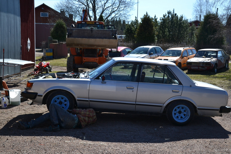 wilsson: Toyota Aristo & TA40 - riisikipot - Sivu 6 _small