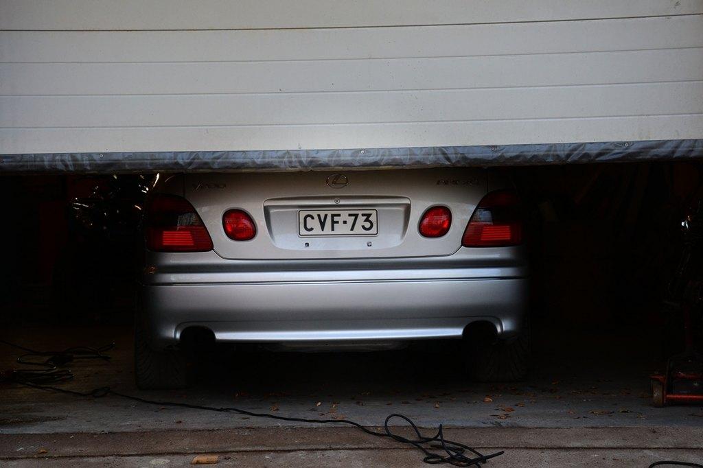 wilsson: Toyota Aristo & TA40 - riisikipot _medium