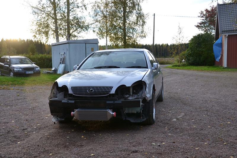 wilsson: Toyota Aristo & TA40 - riisikipot _small
